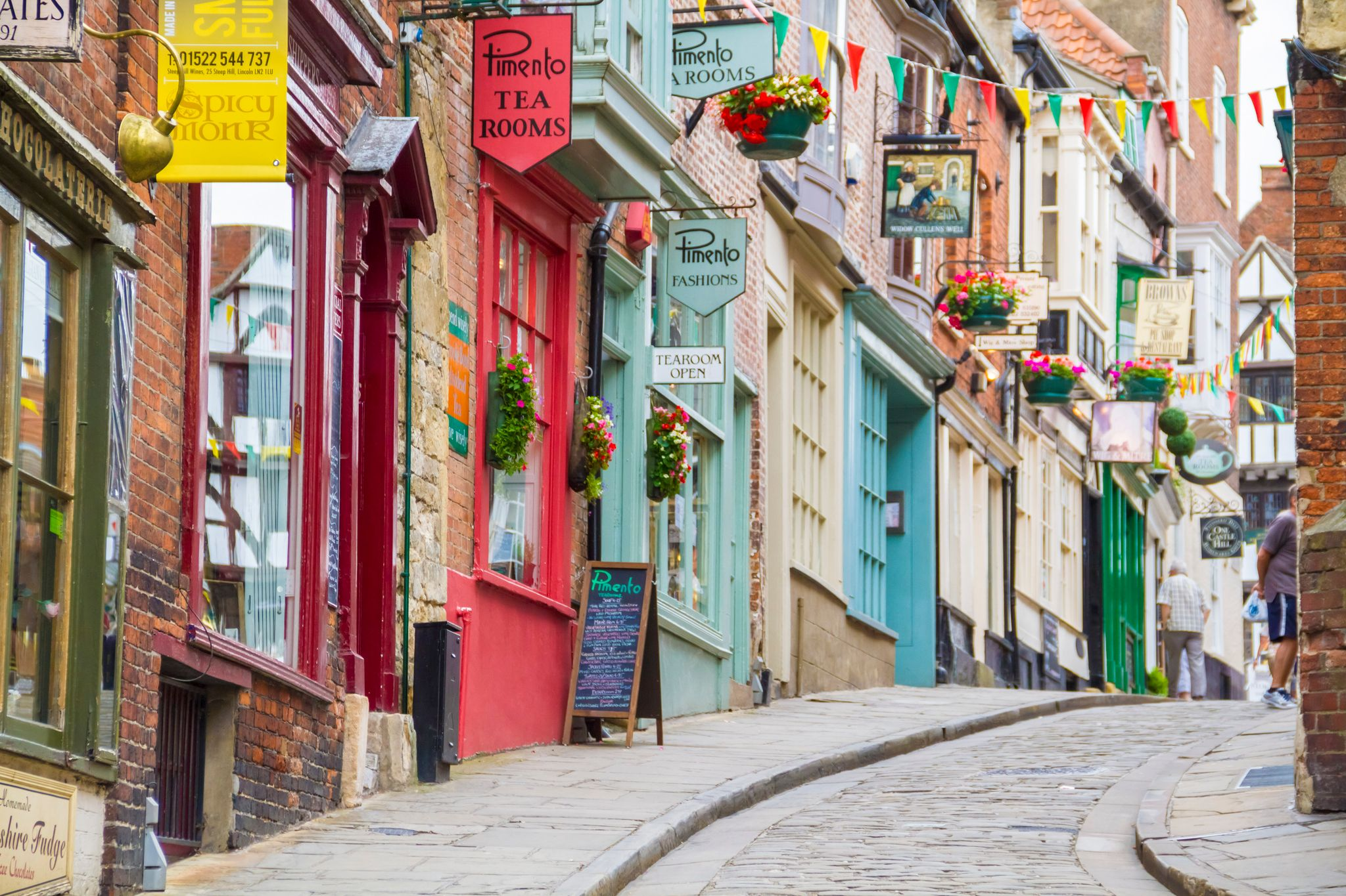 Lincoln's Steep Hill